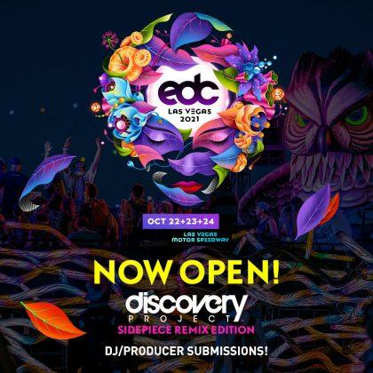 EDC Las Vegas 2021: Sidepiece Remix Edition