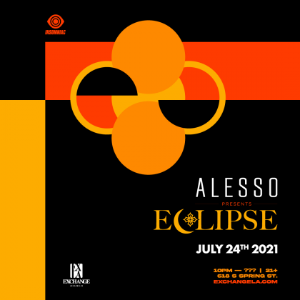 Alesso presents Eclipse