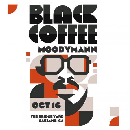 Black Coffee with Moodymann