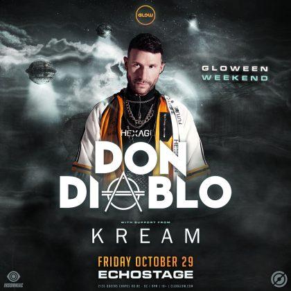 Don Diablo with Kream