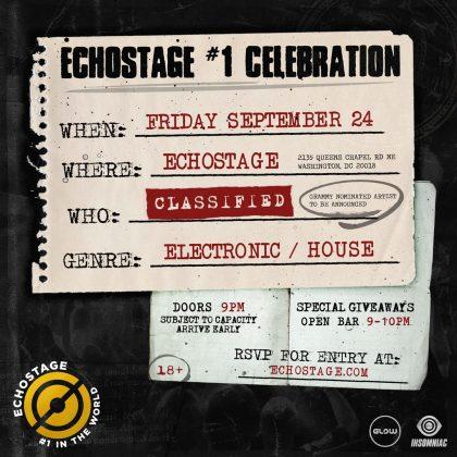 Echostage #1 Celebration