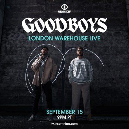 Goodboys: London Warehouse Live