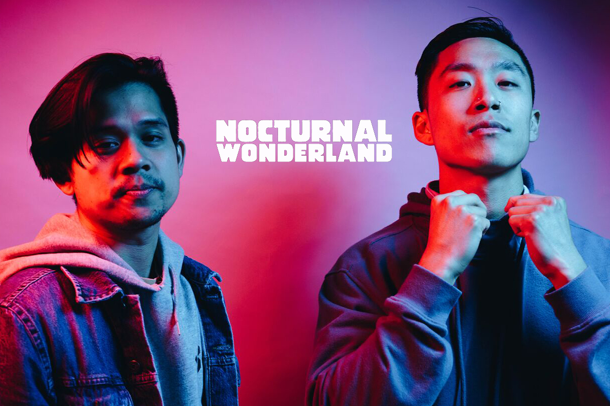 ARMNHMR Lay Down the #HammerSound With Their Nocturnal Wonderland Mix