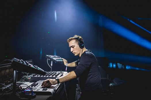 Paul van Dyk performing