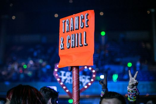 """Trance & Chill"" totem"