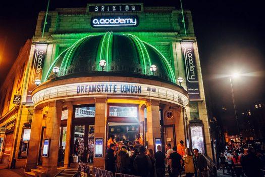 O2 Academy Brixton exterior