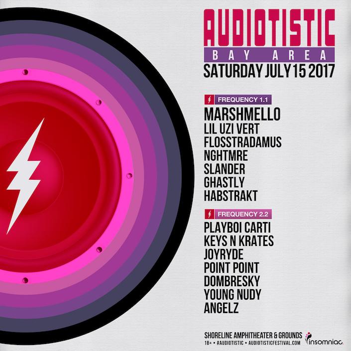 Audiotistic 2017 lineup