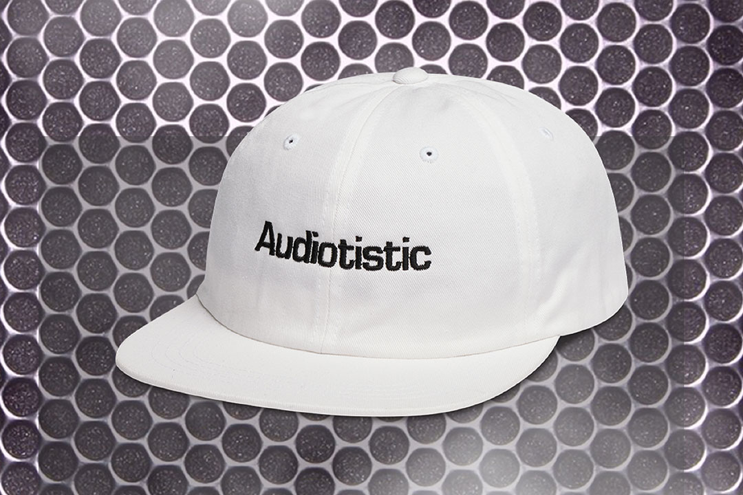 An Audiotistic hat