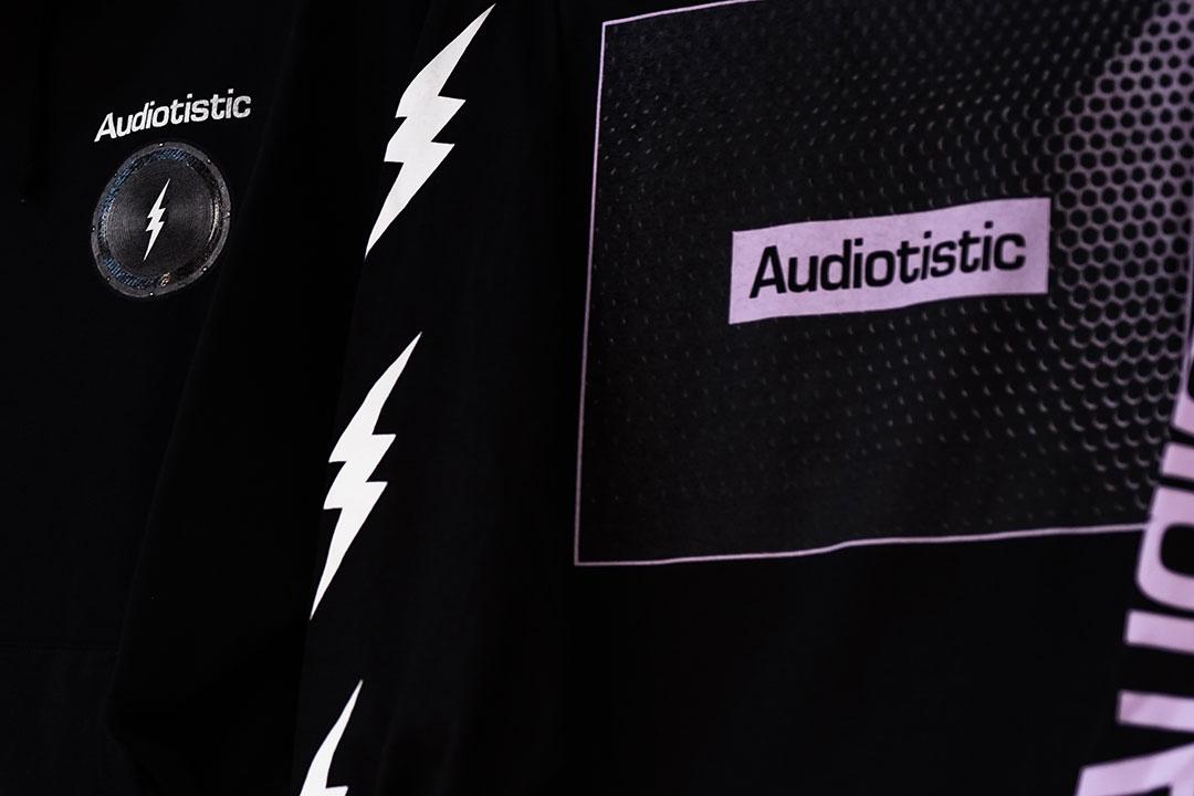Audiotistic merch