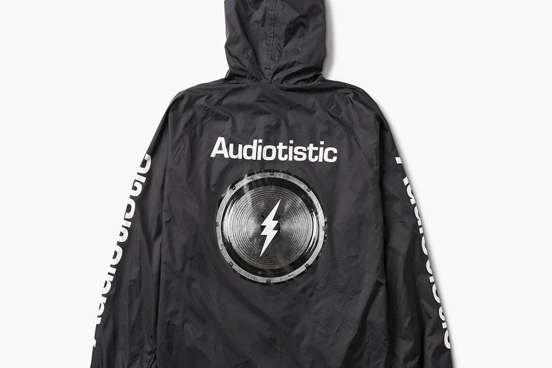An Audiotistic hoodie