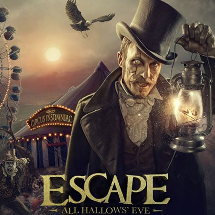 Escape key art