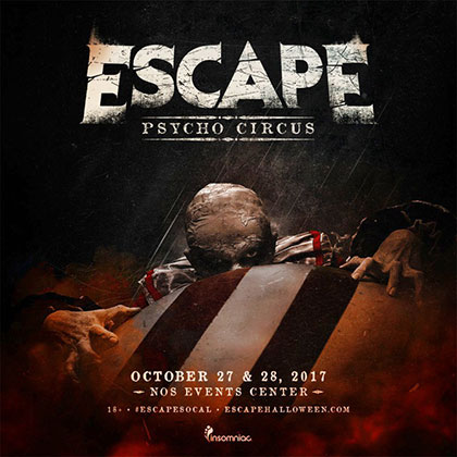 Escape 2017 key art