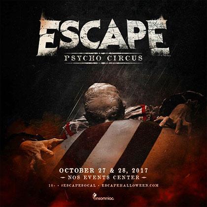 Escape 2017 key art