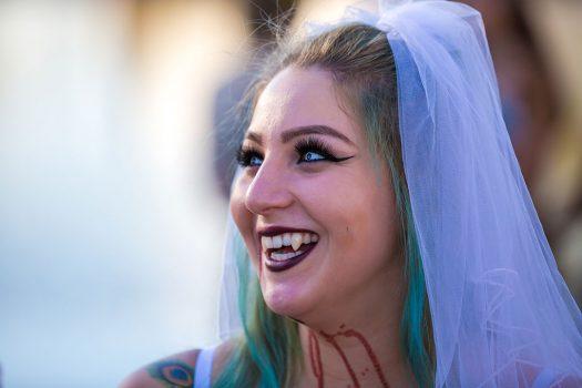 A vampire bride