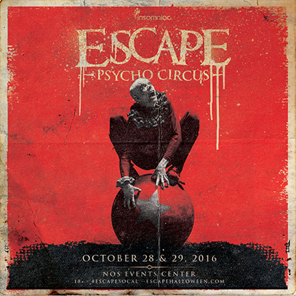 Escape 2016 key art