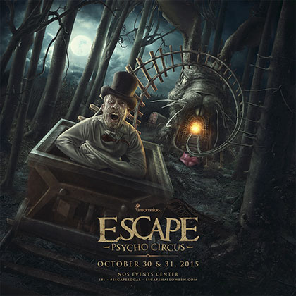Escape 2015 key art