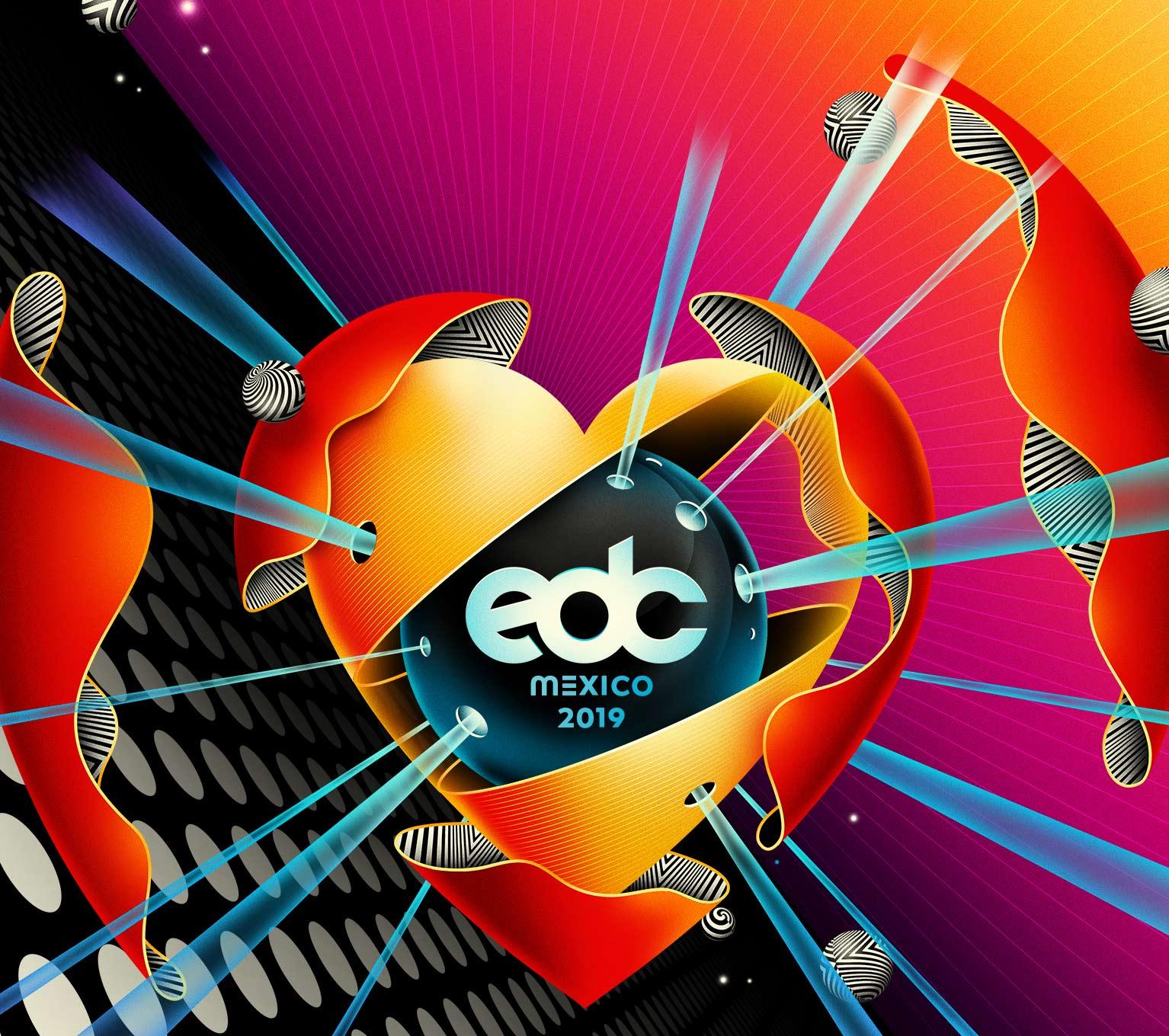 EDC Mexico 2019