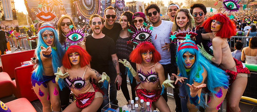 Performers with Headliners