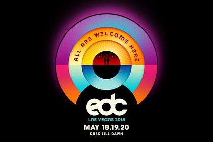 EDC Las Vegas 2018 Tickets on Sale Now!