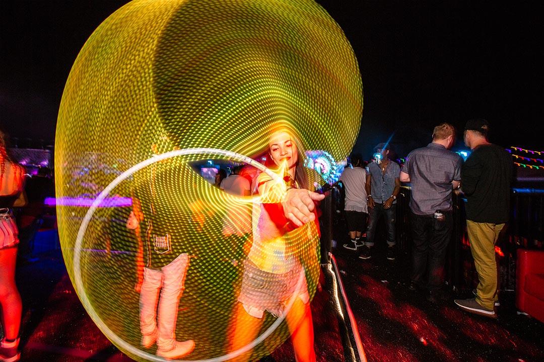 Take a hula-hoop class.