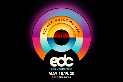 EDC Las Vegas 2018 Tickets on Sale Now!