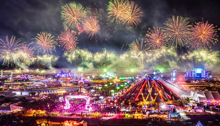 The World Of Edc Edc Las Vegas 2018