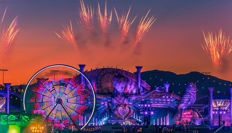 EDC Las Vegas 2017 Photo Gallery Header