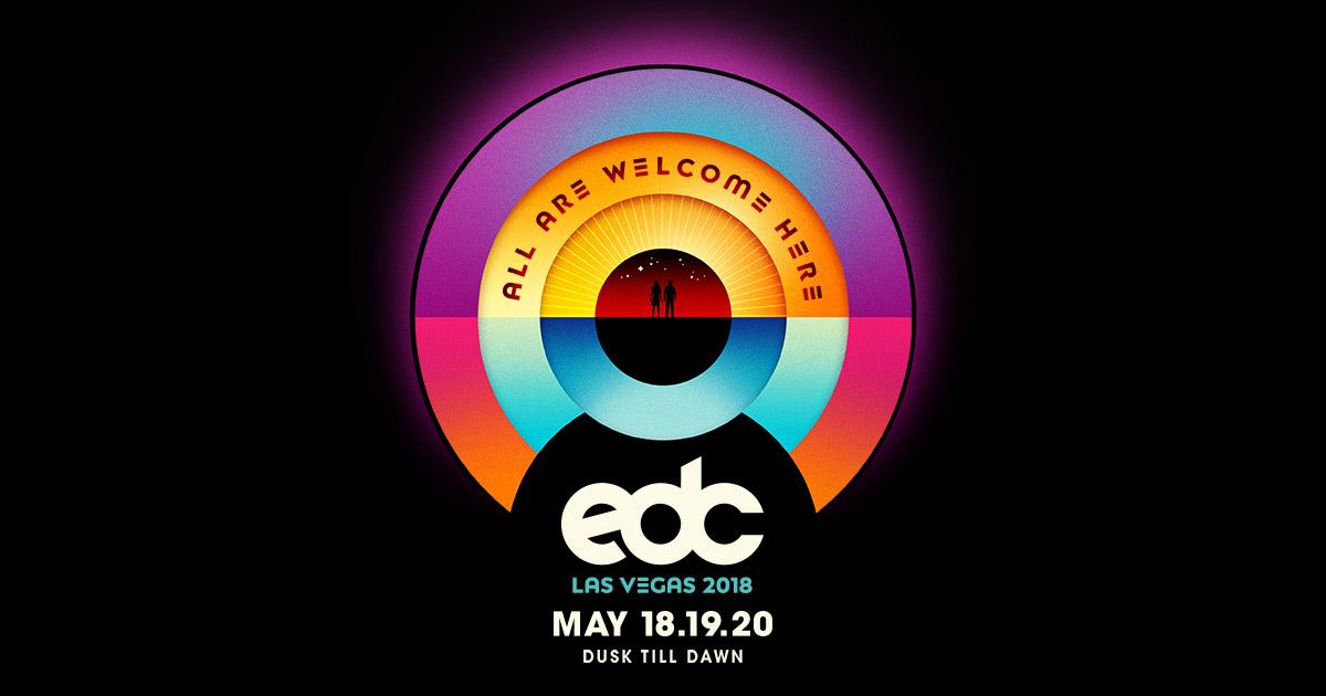 Edc Las Vegas 2018 May 18 19 20