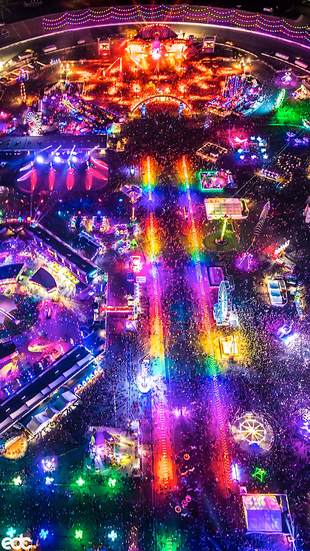 Download These Epic Edc Las Vegas Wallpapers For Your Phone Insomniac