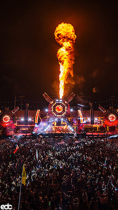 EDC Las Vegas Wallpapers