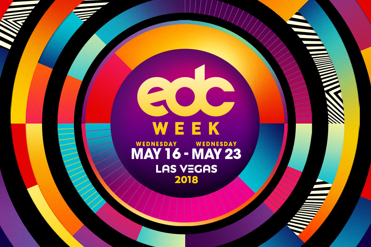 The EDC Week 2018 Lineup Is Officially Here!