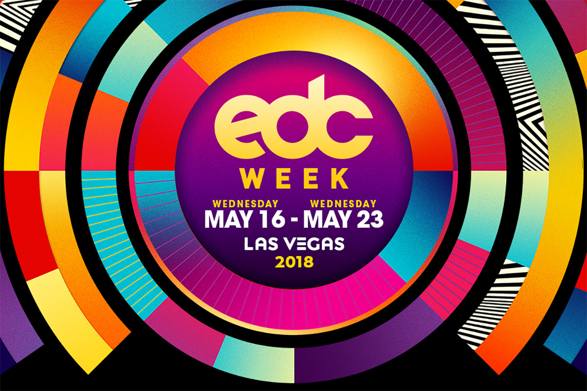 We Added Dozens of Artists and Shows to the EDC Week 2018 Lineup!