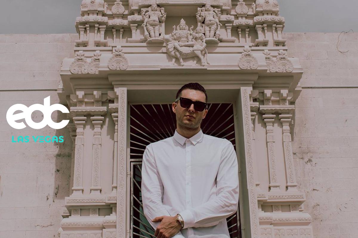Bijou Reps Ghetto House Like a Boss on EDC Las Vegas Mix