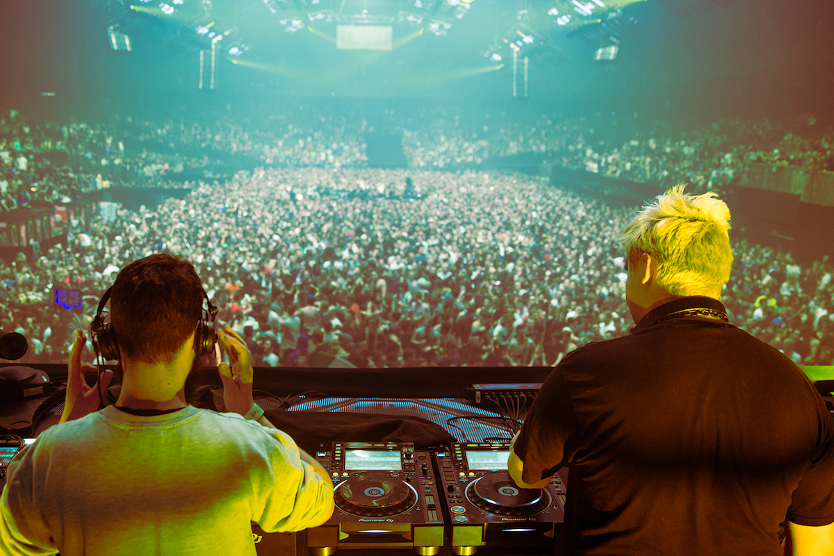 Between 2 DJs: Flux Pavilion x Doctor P