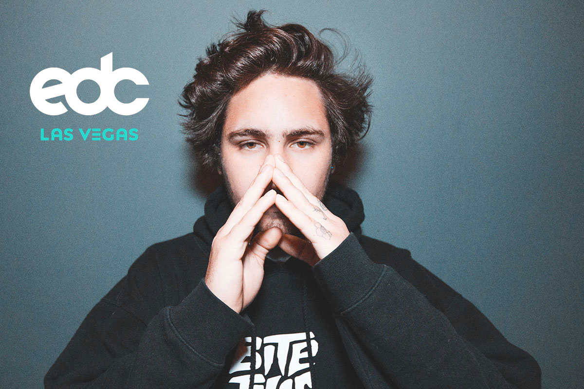 Jauz Takes a Bite Out of Musical Boundaries With His EDC Las Vegas Mix