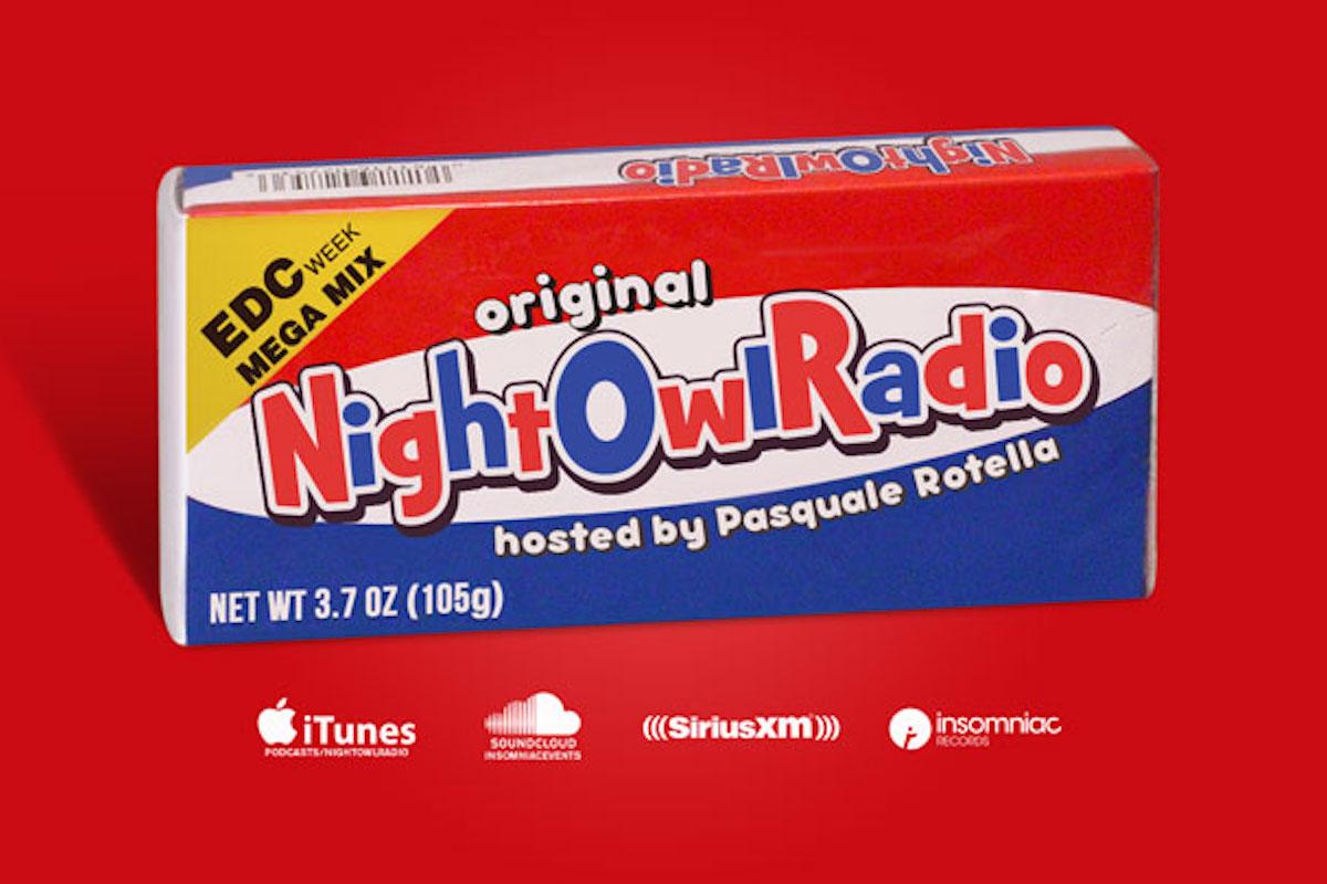 'Night Owl Radio' 142 ft. EDC Week Mega-Mix