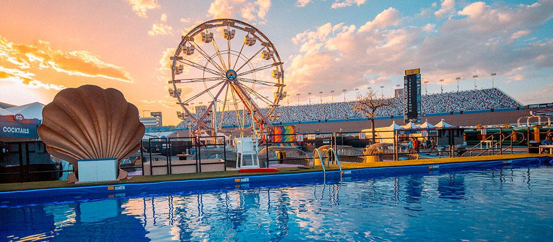 VIP Ferris wheel