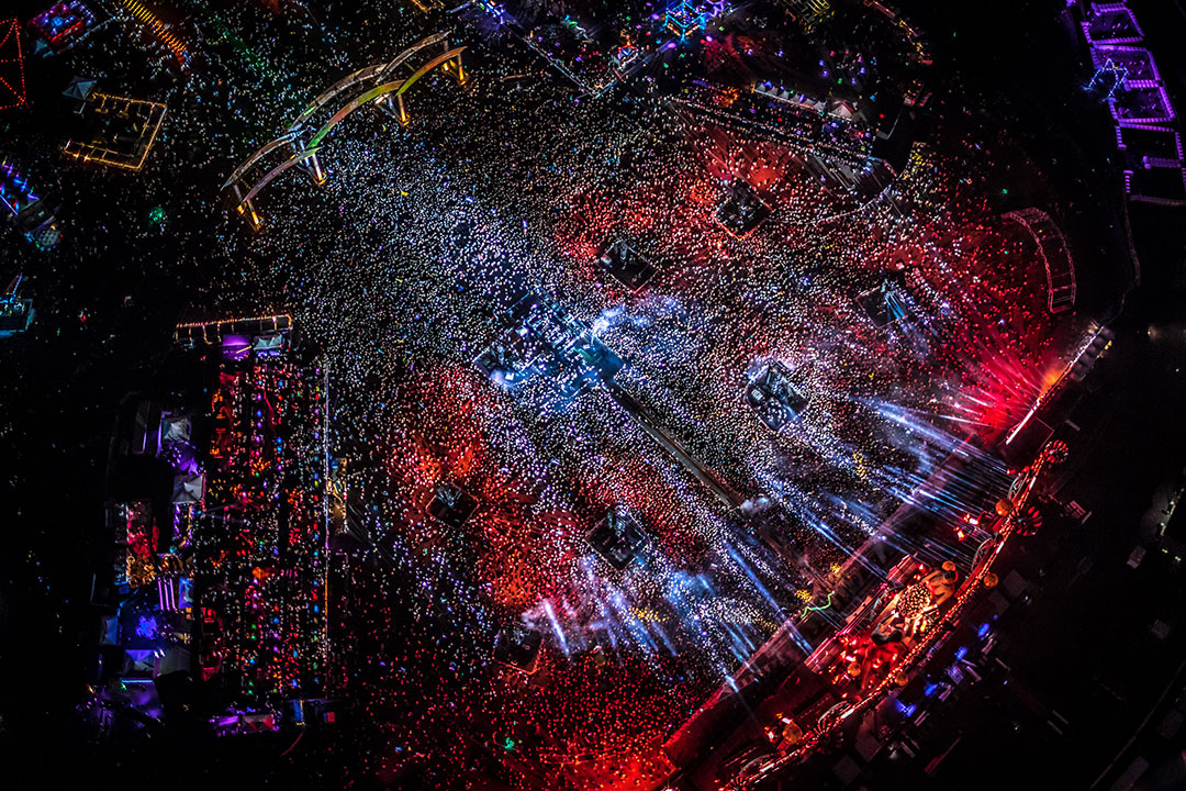 Stages Edc Las Vegas 2019
