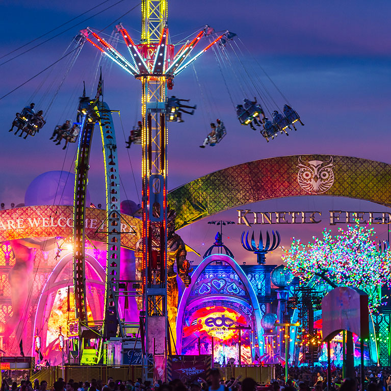 EDC Las Vegas 2019 | May 17, 18, 19