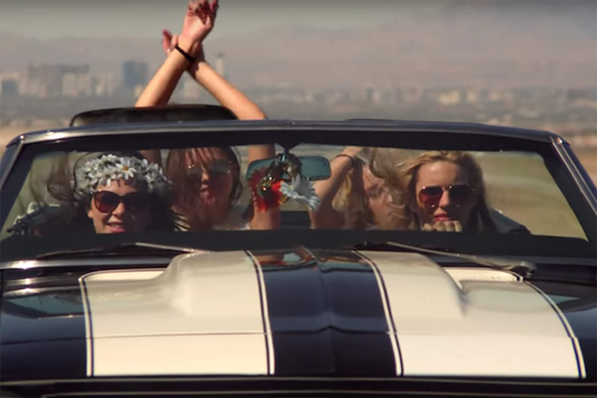 The Sounds of EDC Las Vegas: Road Tripping