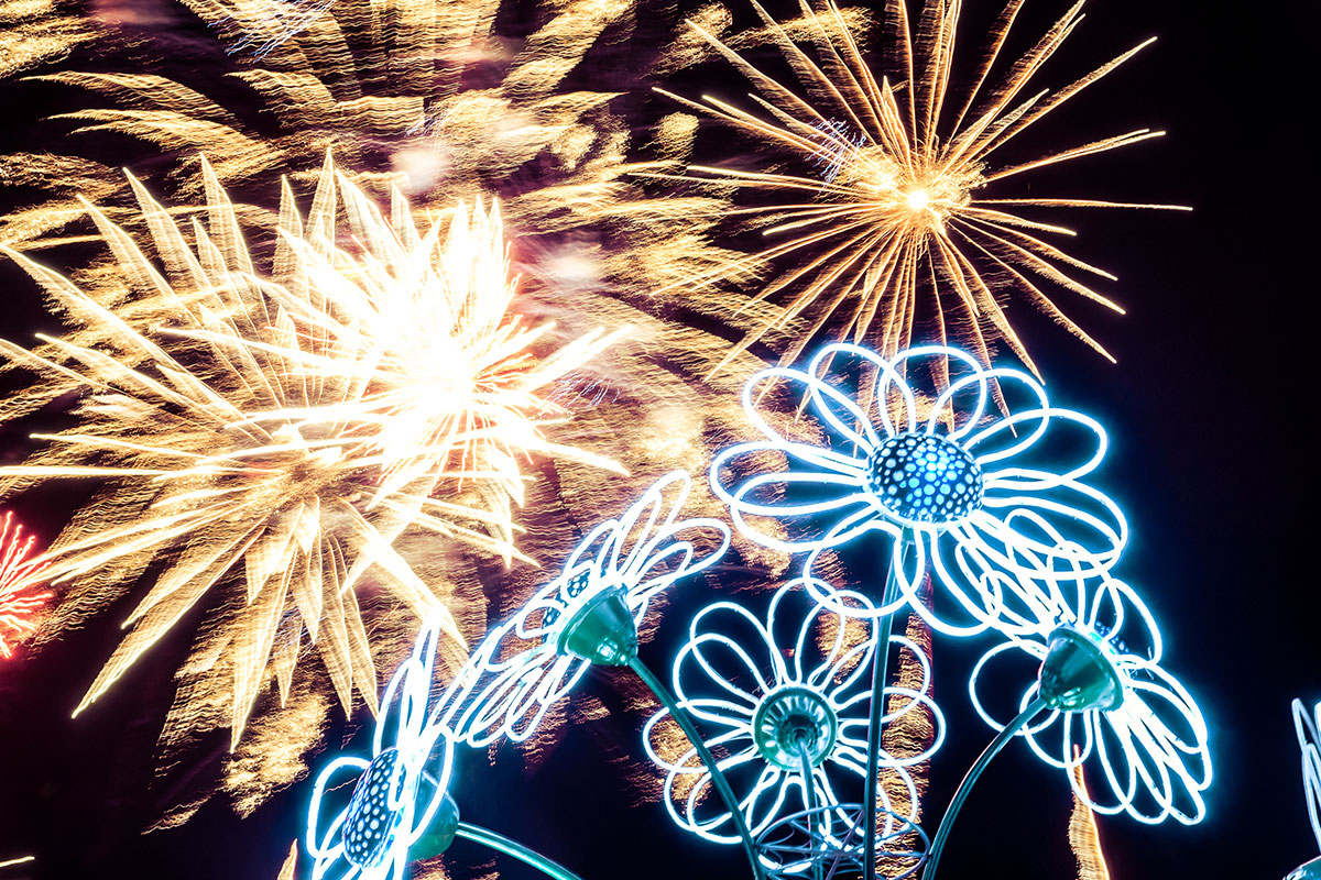Flip Through the History Books of EDC With Our 23-Year Playlist