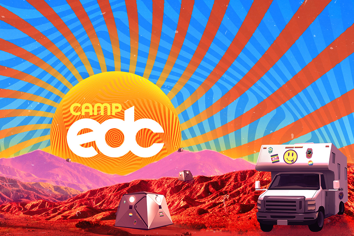 Camp EDC 2019 Passes Are Now on Sale!