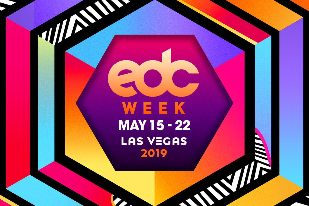 EDC Week Is Taking Over Las Vegas May 2019