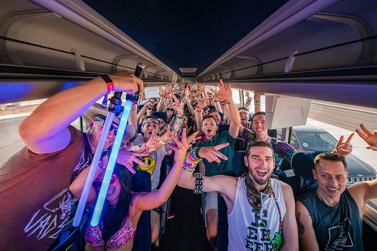 EDC Las Vegas 2019 Shuttles: Everything You Need to Know