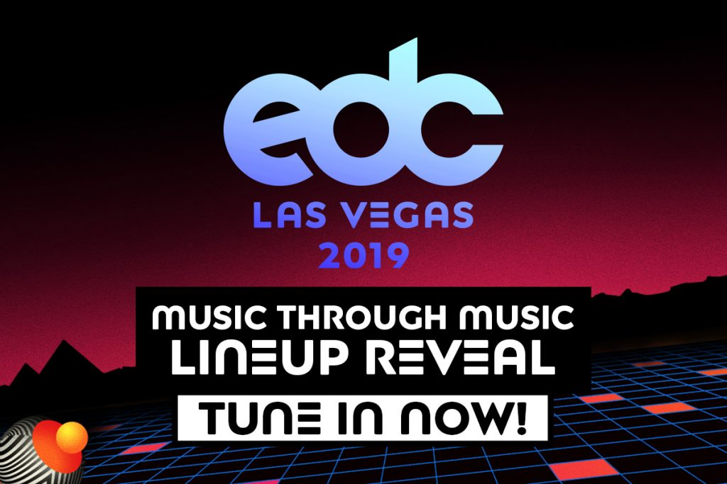 "Pasquale Rotella Reveals EDC Las Vegas 2019 Lineup ""Through Music"""