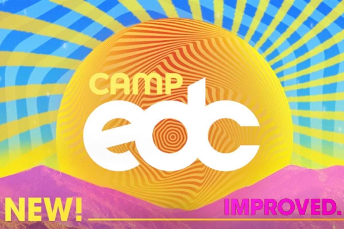 Camp EDC Gets an Upgrade