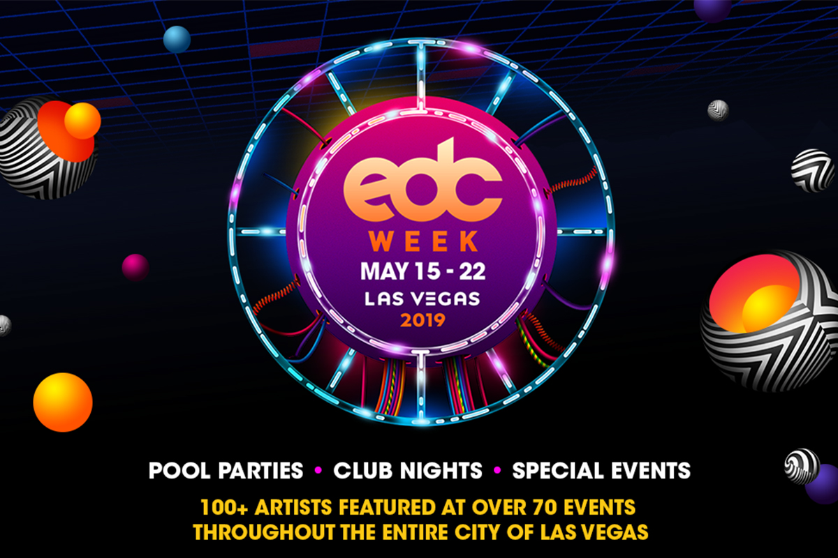 Take Control of the Strip at These EDC Week Events