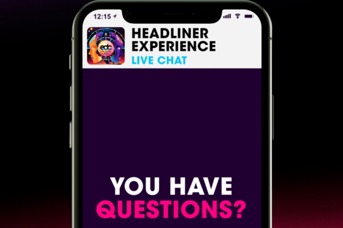 Get Your EDC Las Vegas Qs Answered Via Live Chat
