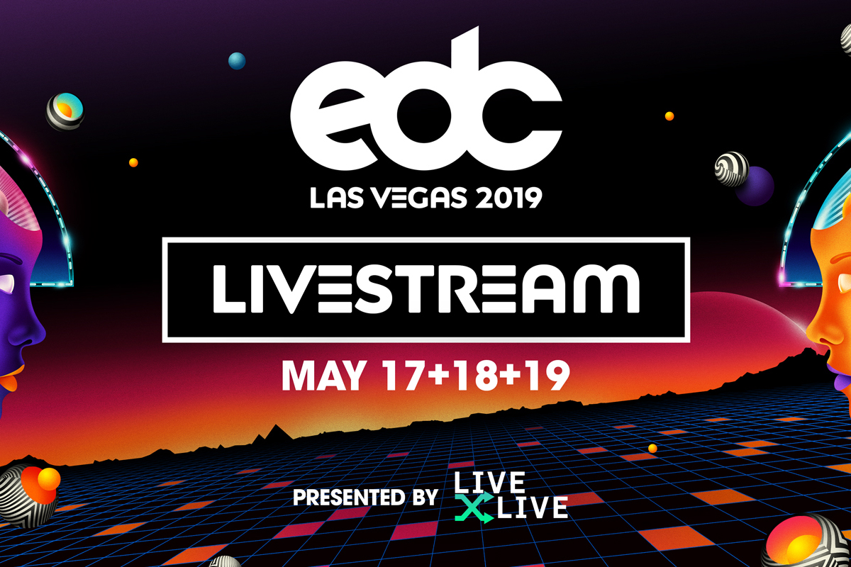 Take EDC Las Vegas to Your Screen With the EDC Livestream