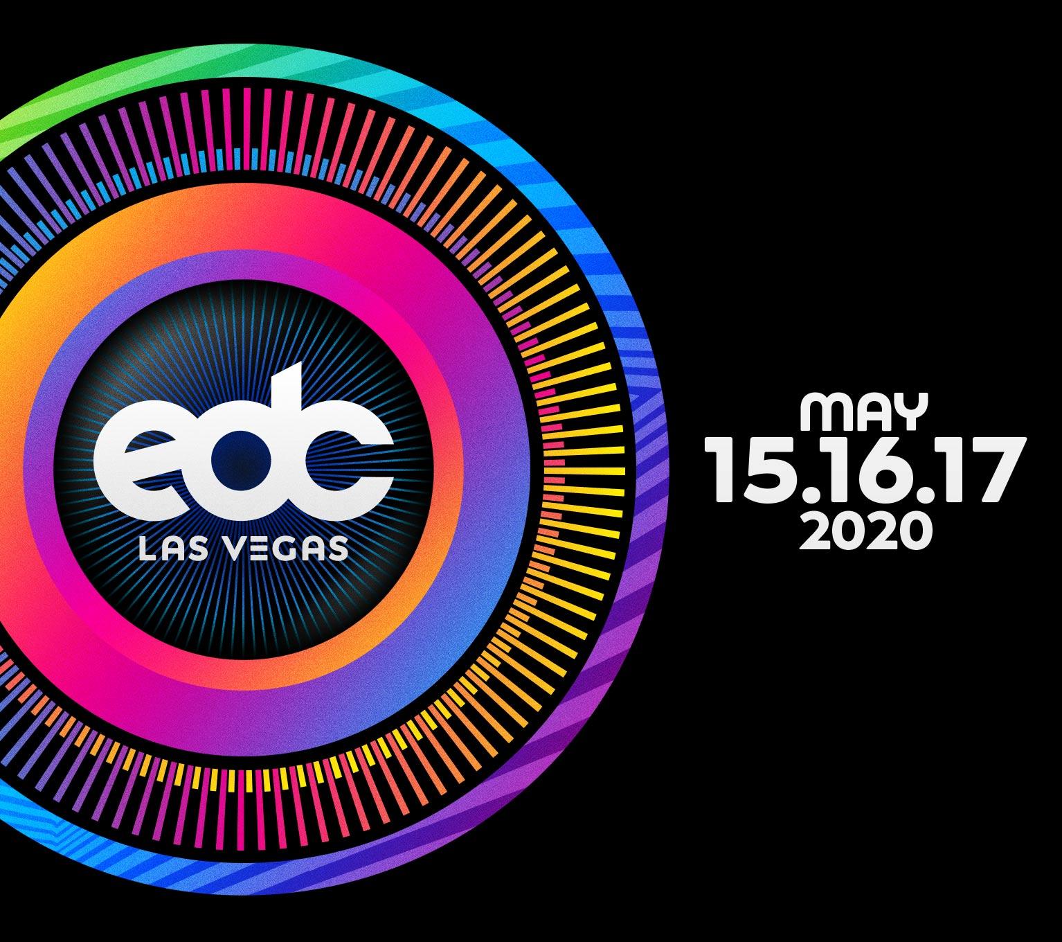 Lantern Festival Nevada 2020 EDC Las Vegas | May 15–17, 2020 | Las Vegas Motor Speedway